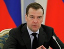 Thủ tướng Nga sẽ thăm chính thức Việt Nam đầu tháng 4