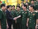 Chủ tịch nước gặp mặt cán bộ, học viên tiêu biểu của Học viện Hậu Cần