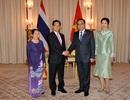 Việt Nam-Thái Lan đẩy mạnh quan hệ đối tác chiến lược