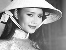 Siêu mẫu Lâm Thùy Anh hóa thân thành thiếu nữ Sài Gòn xưa