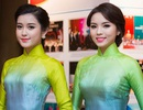 Hoa hậu Kỳ Duyên ngày càng tự tin tỏa sáng
