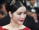 Lý Nhã Kỳ lộng lẫy trên thảm đỏ Cannes