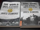 Tái bản và ra mắt sách mới của Jared Diamond