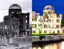 """Hình ảnh vươn dậy thần kỳ sau """"sự hủy diệt"""" của Hiroshima và Nagasaki"""