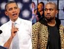 """Rapper Kanye West bị chế ảnh vì """"dám"""" tuyên bố tranh cử Tổng thống"""