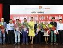 Văn nghệ sĩ trẻ góp ý dự thảo văn kiện Đại hội XII của Đảng