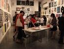 Triển lãm đồ họa chữ quốc tế ra mắt khán giả Hà Nội