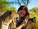 Nữ nhiếp ảnh gia xinh đẹp mạo hiểm thân mình vì nghề