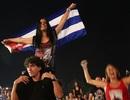 """Người dân Cuba """"cháy cuồng nhiệt"""" trong đêm rock cùng Rolling Stones"""