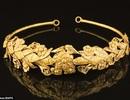 Tìm thấy vòng hoa vàng ròng từ thời Hy Lạp cổ đại dưới… gầm giường
