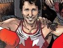 """Thủ tướng Canada trở thành nhân vật """"siêu anh hùng"""""""