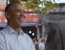 Những câu nói hay nhất của ông Obama trong bữa tối ở quán bún chả