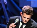 Nam danh ca nổi tiếng Michael Buble ngưng hát vì con trai bạo bệnh