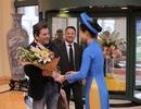 Thomas Anders đến Hà Nội trong sáng sớm mùa đông