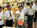 Chủ tịch HĐND tỉnh có số phiếu tín nhiệm cao nhất