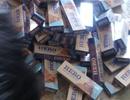 Bắt xe khách chở gần 1000 gói thuốc lá lậu