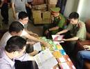 Hà Nội: Phát hiện 50.000 cuốn sách in lậu