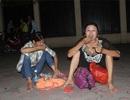 Hà Nội: Người dân ăn cơm nắm, ngủ vỉa hè chờ xem diễu binh