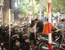 """Hà Nội: Người dân bị """"chém"""" tiền gửi xe gấp 16 lần khi đi chơi trung thu"""