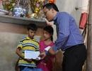 Thăm hỏi, tặng quà các gia đình có nạn nhân tai nạn giao thông