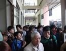 Người dân ùn ùn rời Hà Nội về quê nghỉ Tết