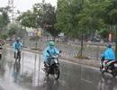 Miền Bắc tiếp tục mưa lớn đến cuối tuần