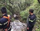 Vận chuyển thi thể du khách gặp nạn ở Sa Pa bằng cáp treo công vụ