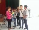 Bé trai bị bỏ rơi ở Hà Nội được cha mẹ ruột đón về