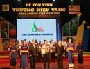 """79 doanh nghiệp đạt """"Thương hiệu vàng Nông nghiệp Việt Nam 2016"""""""