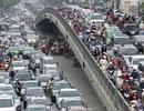 Vụ Vận tải lên tiếng việc taxi ngoại tỉnh đổ về Hà Nội