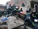 Hà Nội: Chủ nhà 4 tầng bị sập từng yêu cầu hàng xóm dừng đào móng