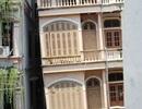 Hà Nội chỉ đạo khẩn xử lý vụ nhà 4 tầng nghiêng gần 1m