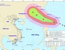 Xuất hiện siêu bão giật cấp 17 gần Biển Đông