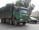 Hà Nội: 4 xe ô tô đâm nhau liên hoàn gần công viên Hòa Bình