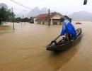 Miền Trung: 24 người chết và mất tích do mưa lũ