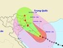 Ảnh hưởng bão, từ đêm nay Đông Bắc Bộ có mưa