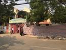 Hà Nội: Sập tường trường mầm non, 1 người tử vong