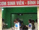 Ấm áp quán cơm 8.000 đồng ở Hà Nội