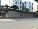 """Cận cảnh nhà chờ xe buýt """"5 sao"""" tại Hà Nội"""