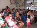 Đà Nẵng: Gia tăng trẻ đến tiêm phòng vắc xin dịch vụ sau Tết