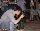 Giới trẻ Đà Nẵng xếp hàng ngắm nguyệt thực duy nhất trong năm