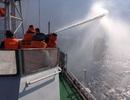 Cảnh sát biển Việt Nam cùng Nhật Bản diễn tập cứu nạn trên biển