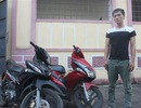 Tóm gọn ổ nhóm chuyên trộm cắp xe máy
