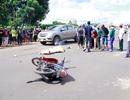 Người phụ nữ bị xe ben kéo lê 10m, tử vong tại chỗ