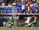 Hulk tỏa sáng giúp Brazil thắng nhọc Costa Rica