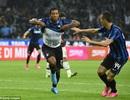 Đả bại AC Milan, Inter lên ngôi đầu bảng Serie A