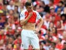 Arsenal mất trụ cột trước cuộc đấu với MU