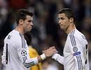 Mối căng thẳng giữa C.Ronaldo và Bale đẩy lên cực điểm