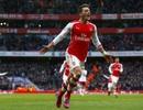 """Khi Mesut Ozil thăng hoa, Arsenal nhìn thấy """"ánh sáng"""""""