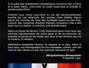 Người thân của Lassana Diarra qua đời sau vụ khủng bố ở Paris